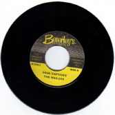 Wailers - Soul Captives / version (Beverley's) UK 7""